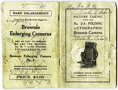 User Manual Kodak No 2 Brownie (Delos DigiArt) Tags: kodak brownie autographic usermanual modelno2a
