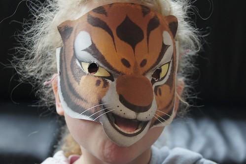 HP ePrinter review - Tigress Mask
