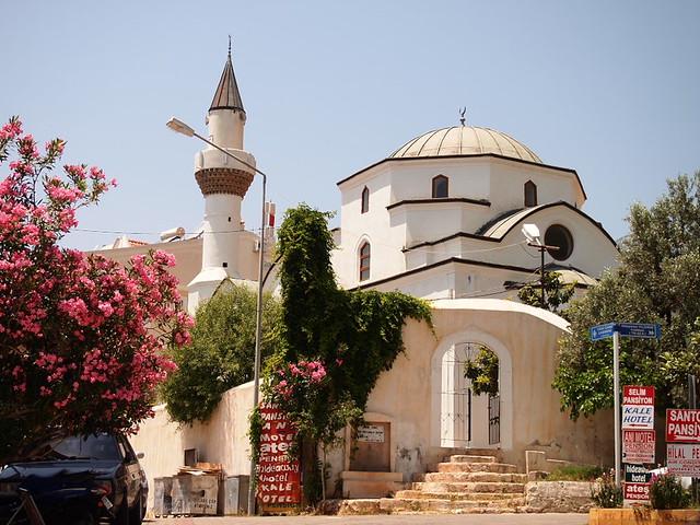 無敵海景旁的小清真寺