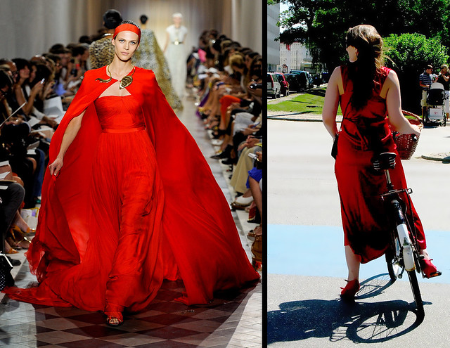 Giambattista Valli red dress_b