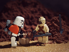 Sand People (Balakov) Tags: star sand lego tusken builders wars merchants raiders sandpeople
