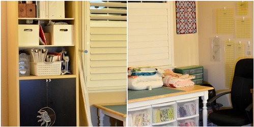 Clean Sewing Room