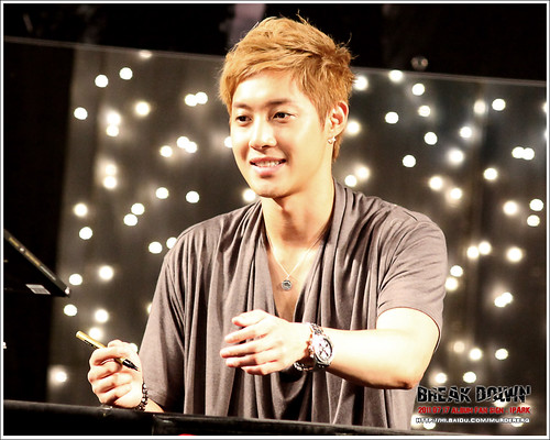 Kim Hyun Joong Fan Signing Event at iPark in Seoul  11