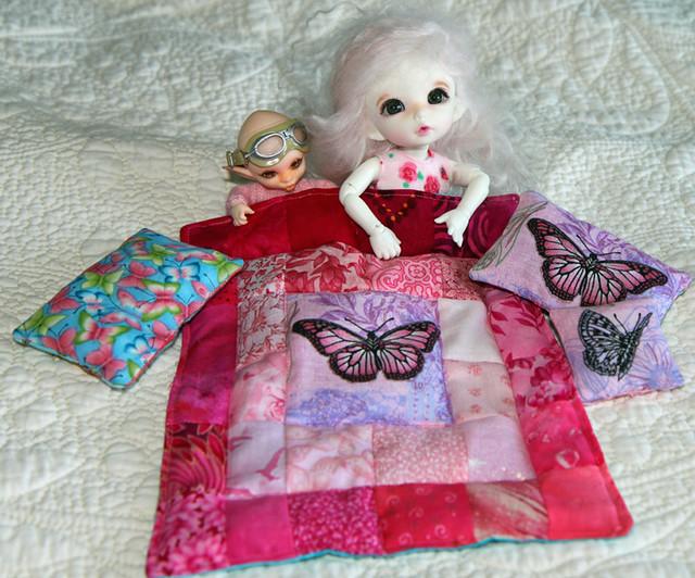 smilgas quilt pink