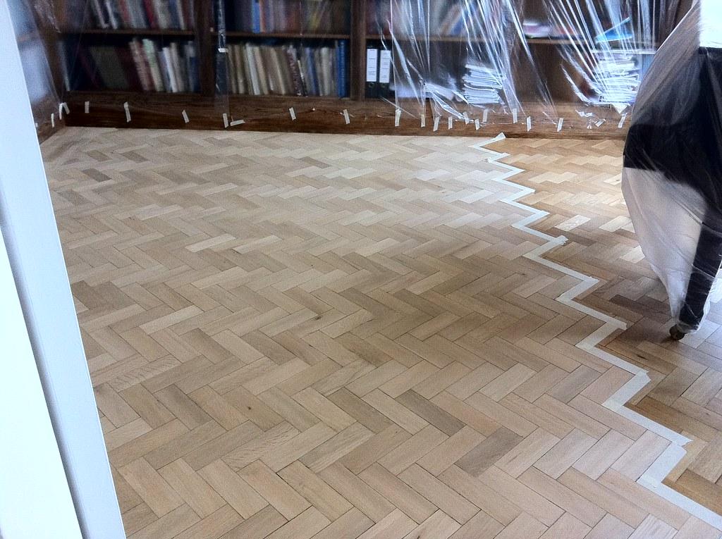 Oak Parquet Flooring 3