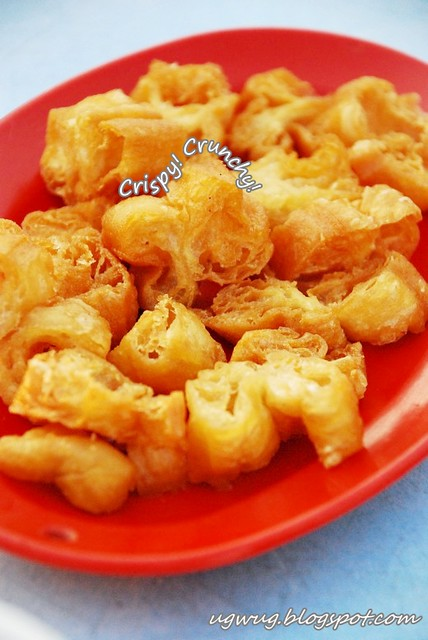 Crispy, Crunchy Youtiao (Chinese Crullers)