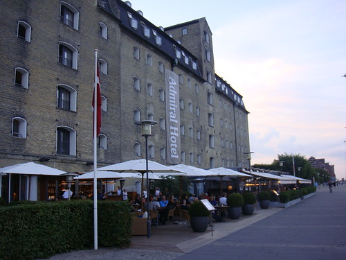 Admiral Hotel – Copenhage (Dinamarca)