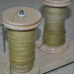 Day 17 - Two Bobbins!! by Project Pictures
