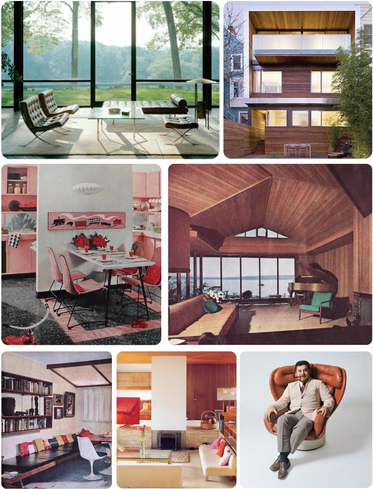 60s Interiors