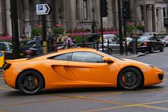 McLaren MP4 (Marcinek_55) Tags: fab london sport bristol design grand ferrari mclaren cinque mp4 zonda koenigsegg supercars veyron brabus supersport hamann maybach pagani agera xenatec