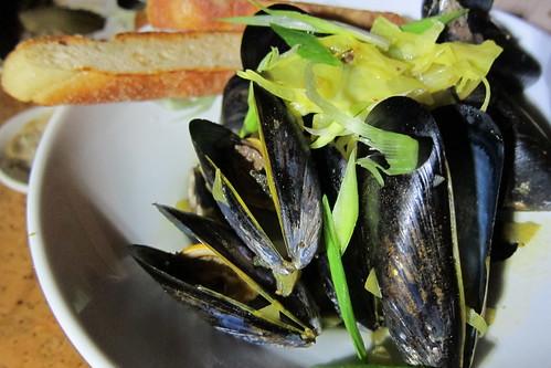 Mohawk Bend: Mussels