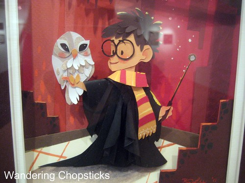 Harry Potter Tribute Exhibition - Nucleus Art Gallery and Store - Alhambra 40