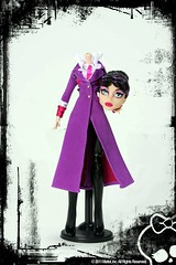 New MH Doll: Headless Headmistress Bloodgood