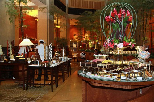 Fullerton Chocolate Buffet