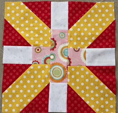 For around the quilt block, x and + blocks for 4x5 bee, 3rd quarter