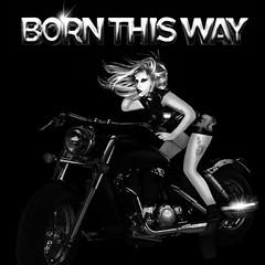 Lady Gaga - Born This Way [Album Cover] (KingOfConeyIsland) Tags: lady way this born fan album made cover gaga 2011