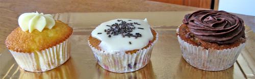 Cupcakes alla vaniglia assortiti by fugzu