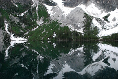Double (pantagrapher) Tags: lake washington loop pass core colchuck enchantments aasgard