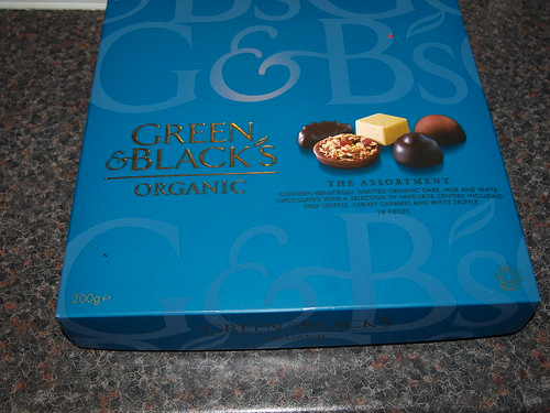 Green & Blacks Organic Chocolate Selection