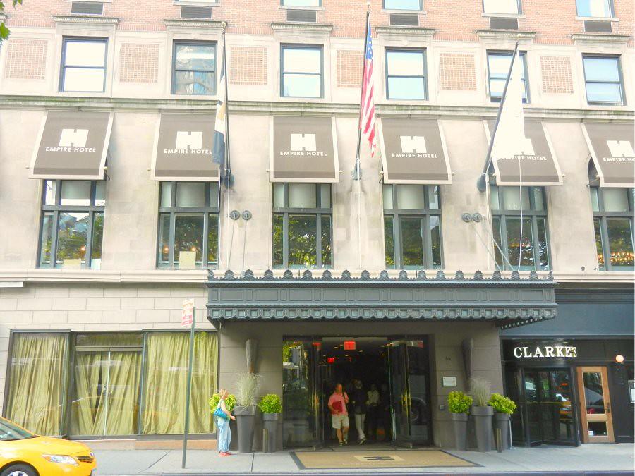 Empire Hotel - New York City, NY