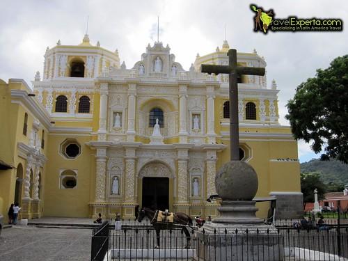 Churches in Guatemala: Catedral de Santiago