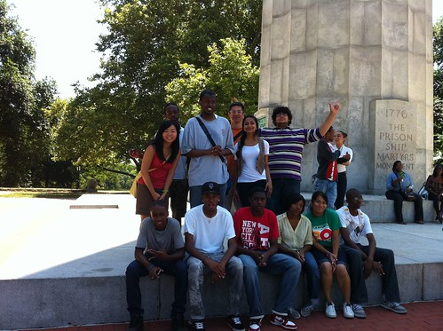 LTS at Fort Green Park