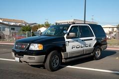 San Pablo SUV Parked (rocketdogphoto) Tags: california usa policecar sanpablo contracostacounty fordexpedition sppd sanpablopolicedepartment