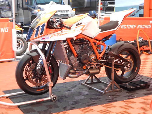 KTM Superbike by oldironnow
