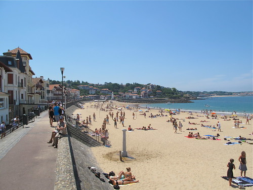 St Jean de Luz, Basque Country, France