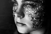 Star Studded (Lou Bert) Tags: portrait selfportrait art girl face self star shooting laurenbatesphotography