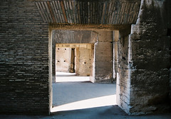 The Colosseum, Rome (traceyjohns) Tags: italy rome colosseum