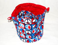 Peace  -  Chaco Project Bag