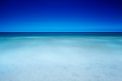 Blue Horizon (AndyV12) Tags: ocean longexposure blue sea summer sky motion water horizon calm hiroshi sugimoto coastuk summertimeuk welcomeuk