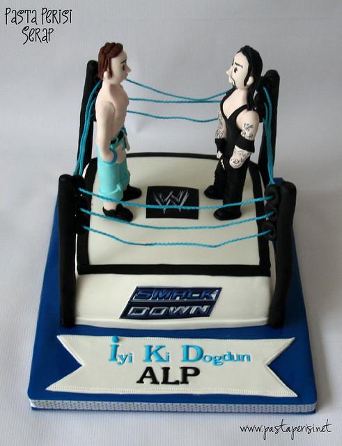 smackdown cake- ALP
