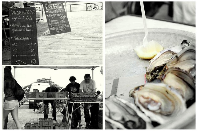 Oysters Love
