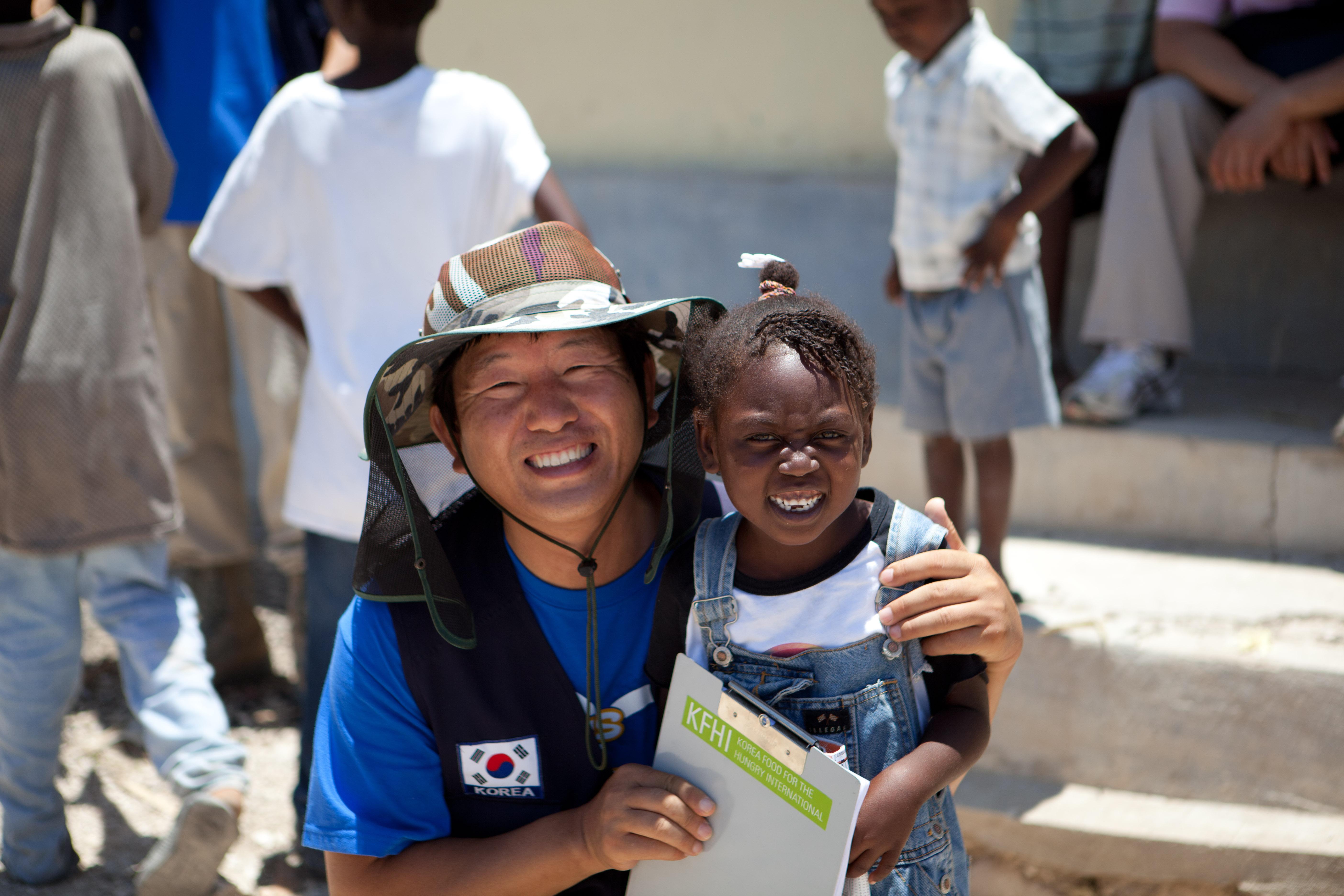 2011 아이티단기선교 어린이사역 (4)