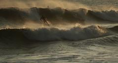 Surf - Echo Beach (Chris_James) Tags: sunset sea bali beach indonesia surf surfing echobeach
