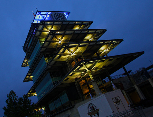 An early morning at IMS