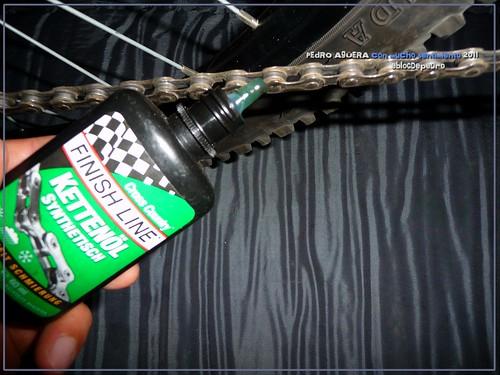 Bicicletas listas para hacer el Camino 5990798486_de3d374f5e