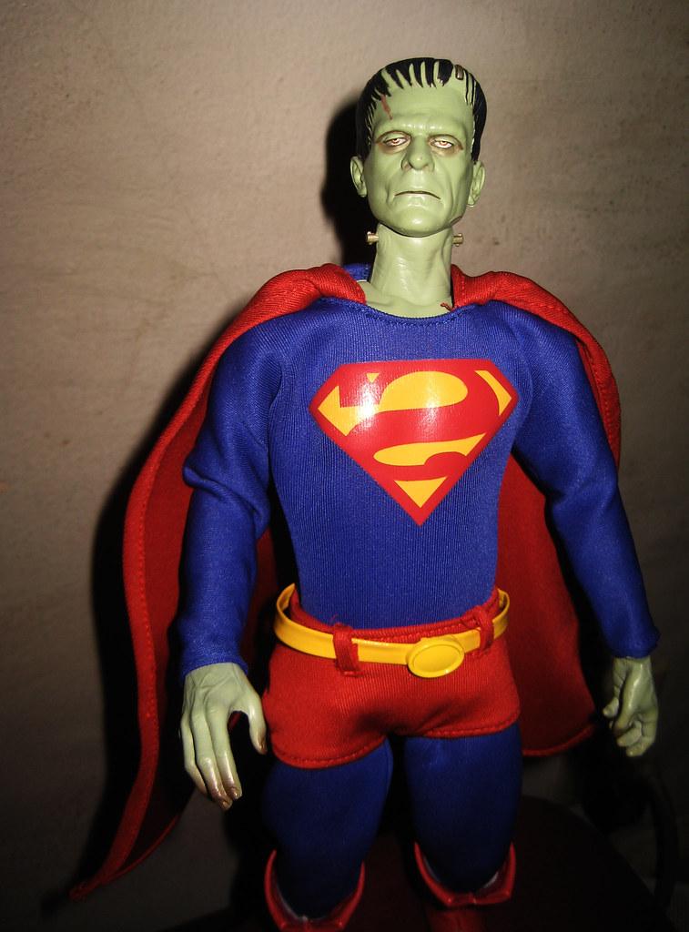 Bizarro Frankenstein Monster 5479