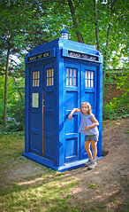 New Tardis 01 by Clover_1