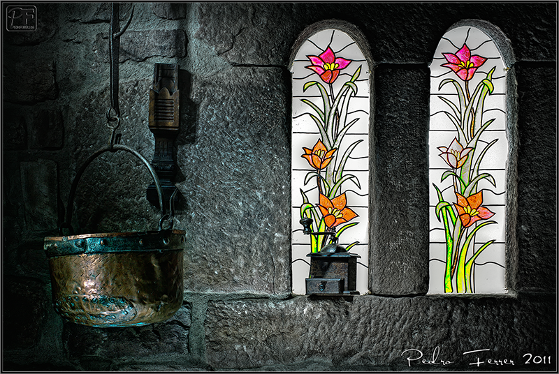 Caldero y ventanucos