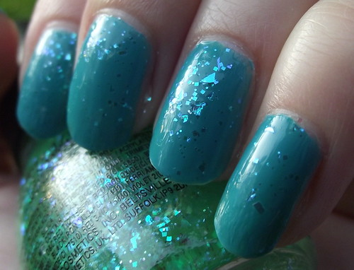 Sinful Colors: Savage & Green Ocean
