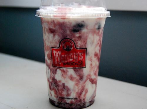 Wild Berry Parfait