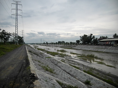 Jaro Floodway August 2011 Updates