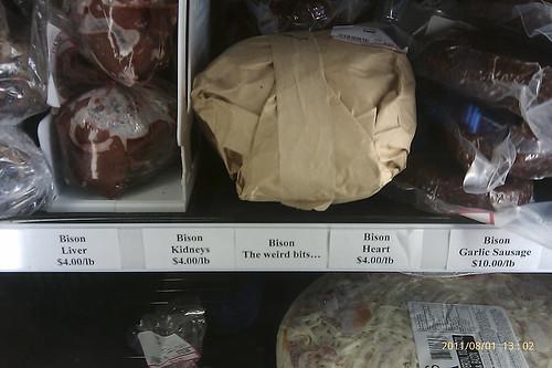 Bison Bits