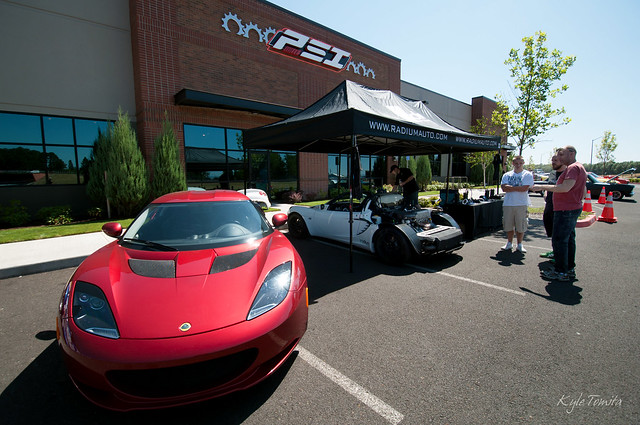 Radium Engineering at PSI's Summer Cruise-In 2.JPG
