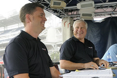 MASN's Byron Kerr and Ray Knight