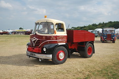 R. A. Morgan FODEN KGHT5/15 - YUV 684 (atkidave) Tags: classic truck vintage rally steam lorry erf welland scania foden atkinson aec 2011