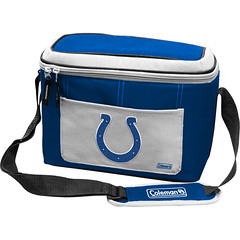 Indianapolis Colts Coleman 12 Pack/Can Cooler Bag